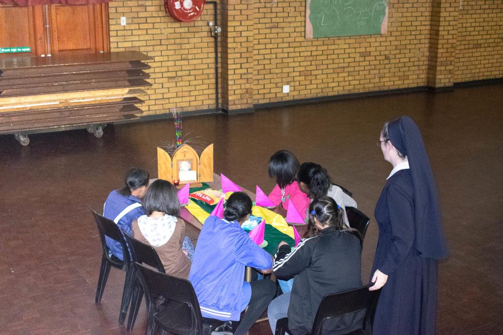 Schoenstatt Girls' group