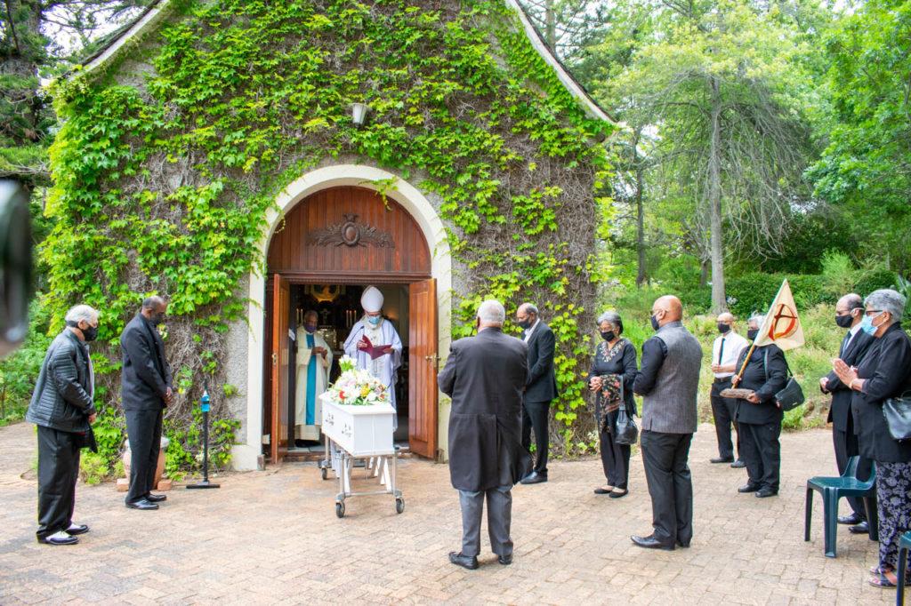 Sr. Marina Funeral