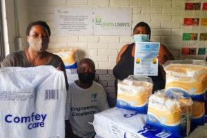 Sharing donations